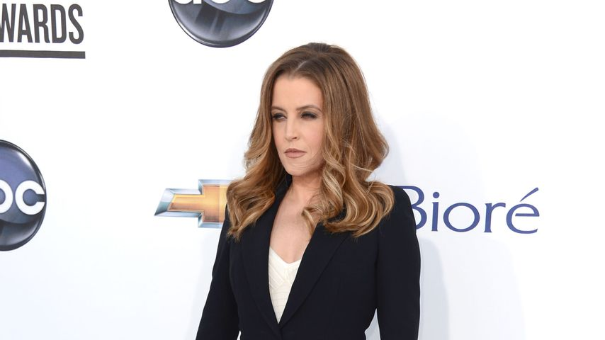Lisa Marie Presley bei den Billboard Music Awards 2012