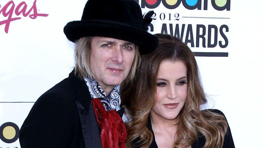 Lisa Marie Presley und Michael Lockwood