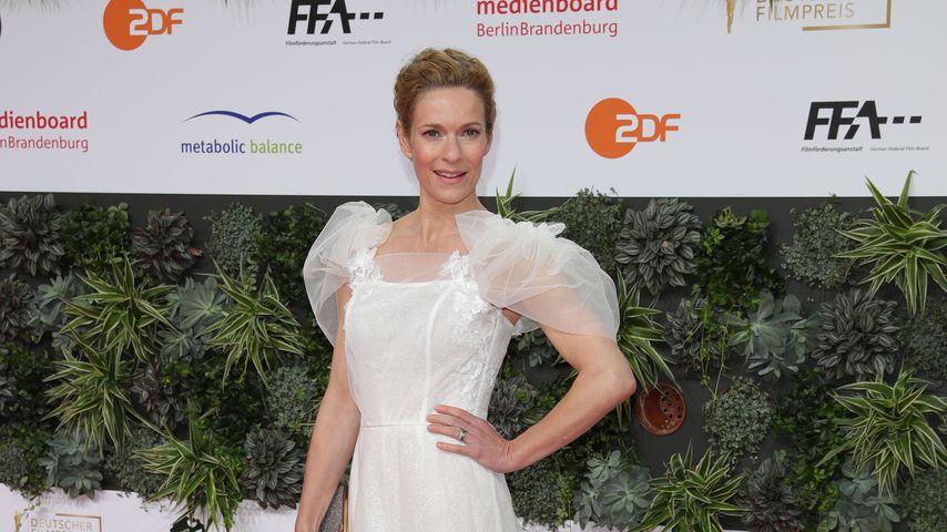 Lisa Martinek beim Deutschen Filmpreis 2019