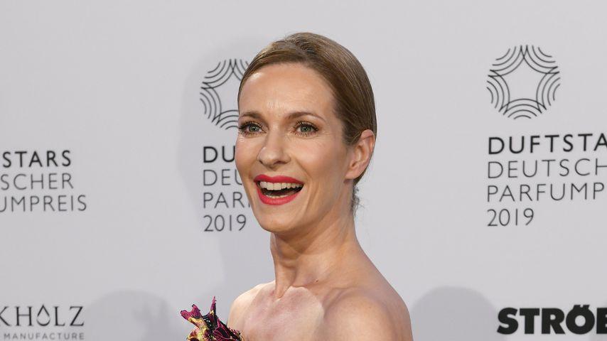 Lisa Martinek im Mai 2019