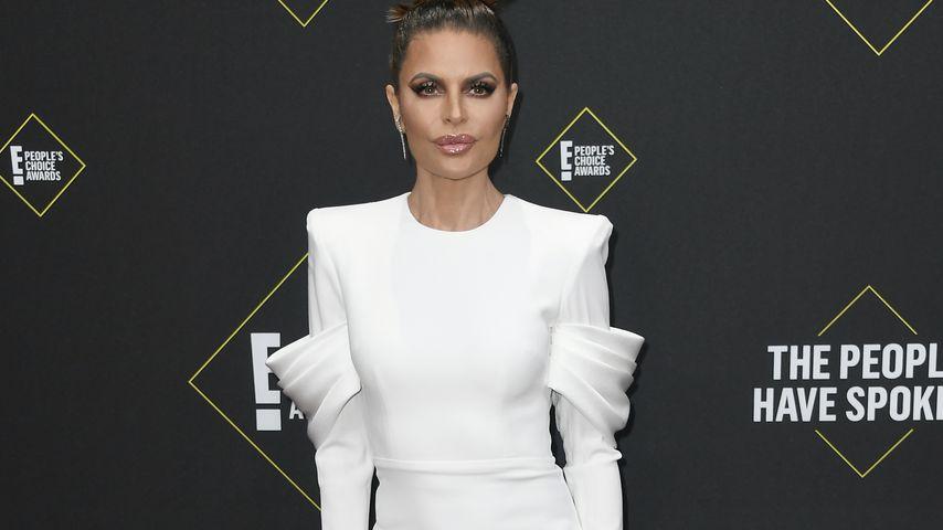 Lisa Rinna bei den People's Choice Awards 2019 in Santa Monica