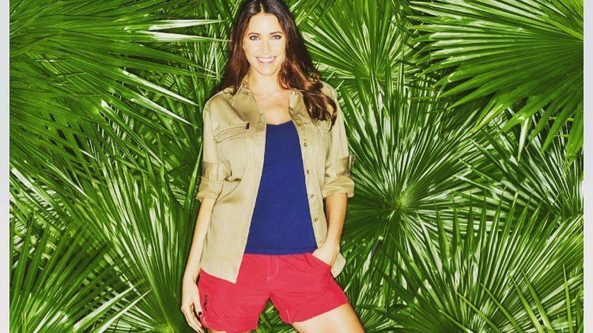Lisa Snowdon im Dschungel-Outfit