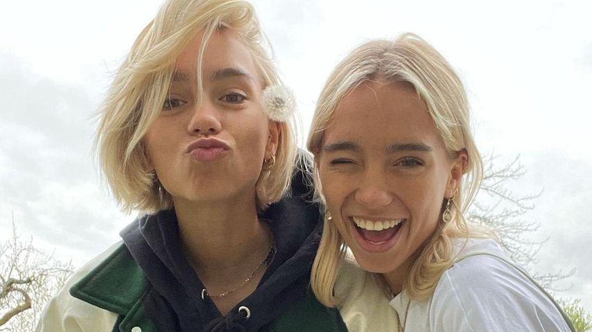 Lisa und Lena, Webstars