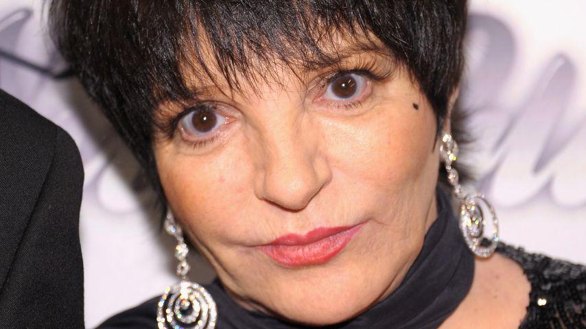 Liza Minnelli im Juni 2013