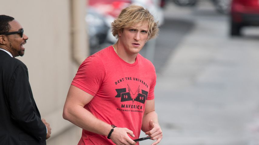 Logan Paul in Los Angeles