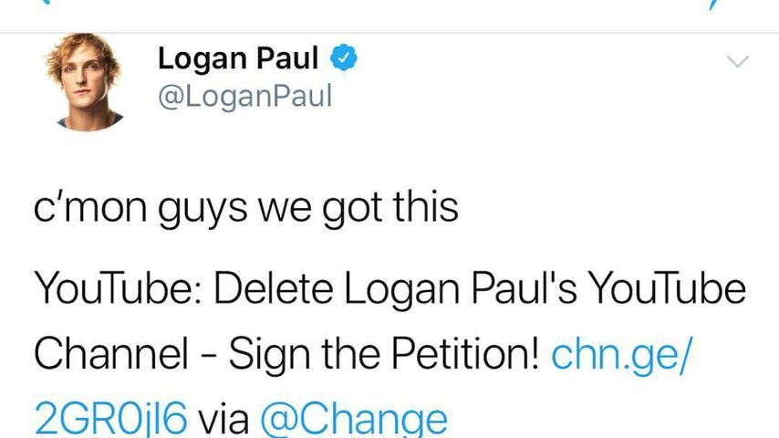 Logan Paul Screenshot