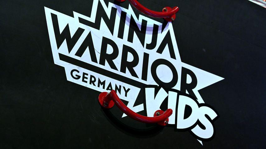 "Logo von ""Ninja Warrior Germany Kids"""