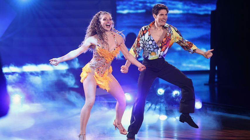 """Lola Weippert und Christian Polanc in der fünften """"Let's Dance""""-Show"""