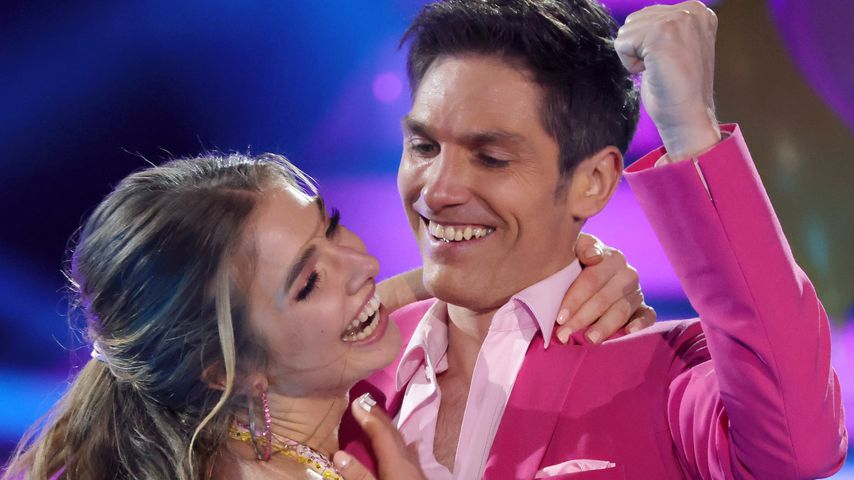 "Lola Weippert und Christian Polanc bei ""Let's Dance"""