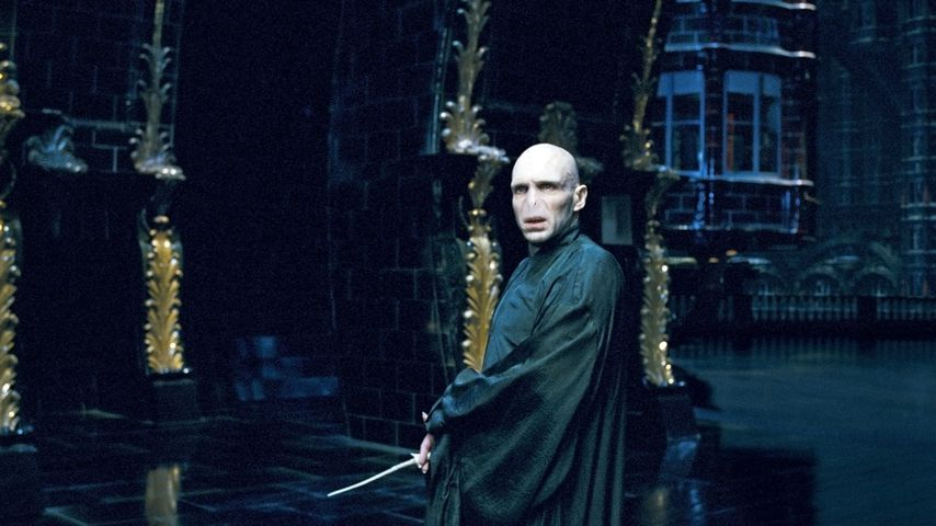 """Ralph Fiennes als Lord Voldemort in """"Harry Potter und der Orden des Phönix"""""""