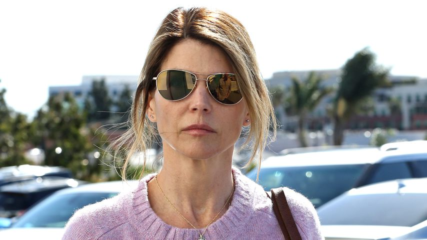 Lori Loughlin im April 2019 in Santa Monica