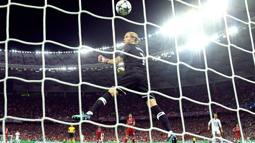 Towart Loris Karius, Champions League-Finale 2018