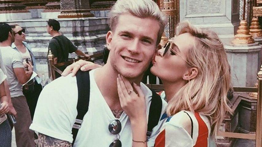 Liebe per Mausklick? Fußball-Star mit Parship-Schönen liiert