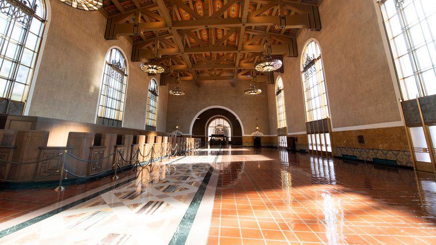 Los Angeles Union Station, Ort der Oscars 2021