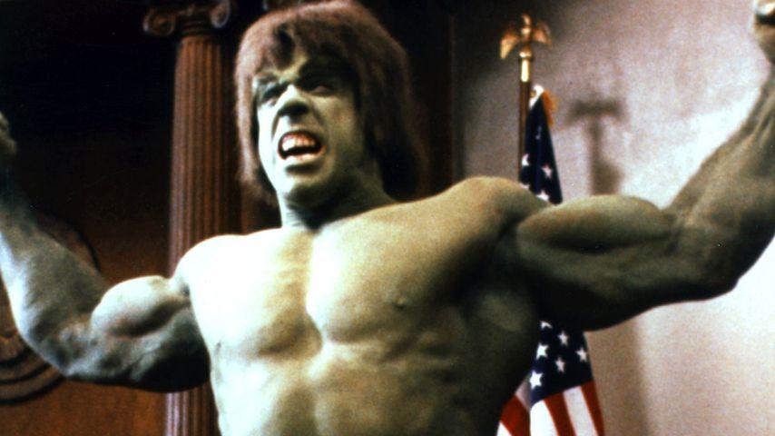"""Lou Ferrigno in der Serie """"Hulk"""" 1989"""