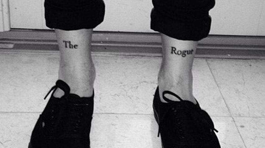 1D-Louis Tomlinson zeigt seine neuen Tattoos