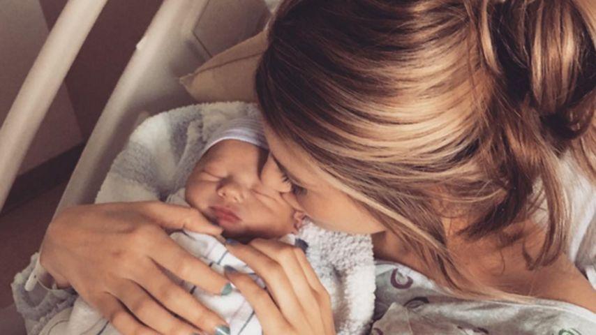 Louis Tomlinson-Ex Briana Jungwirth mit ihrem Sohn Freddie Reign