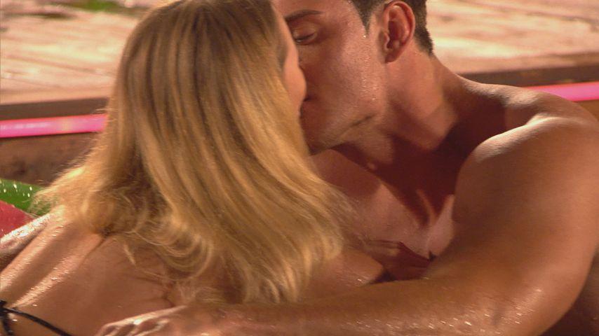 """Sex-Rekord: """"Love Island""""-Jessi & Sebi wieder bei der Sache!"""