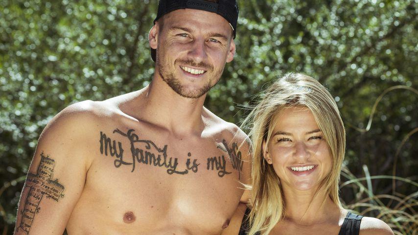 """""""Love Island""""-Kandidaten Kevin Zotter und Melanie Molcnio"""