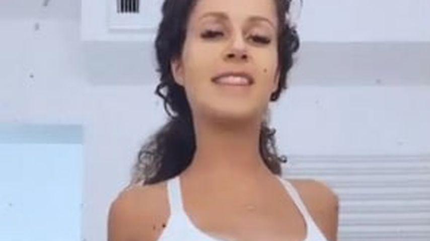 """Megarund: """"Love Island""""-Samira tanzt mit nackter Babykugel"""