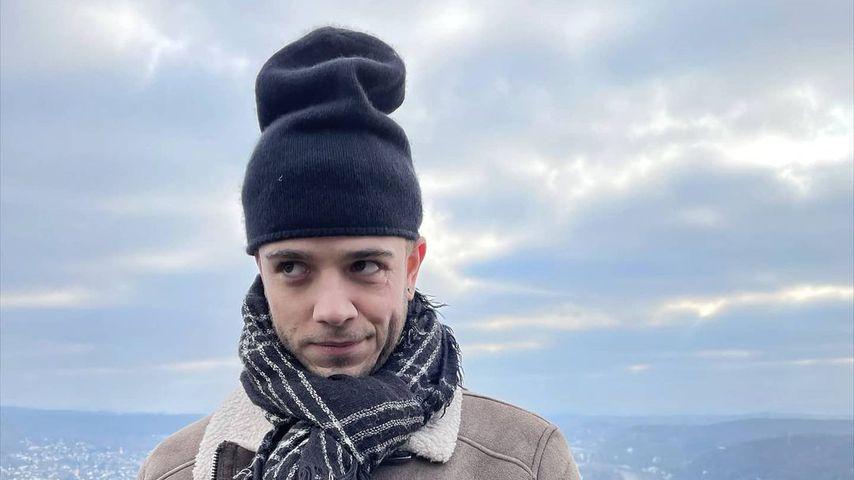 Luca Hänni im November 2020