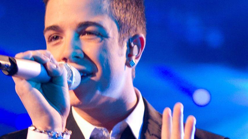 Er ist zurück! Luca Hänni performt wieder in Deutschland