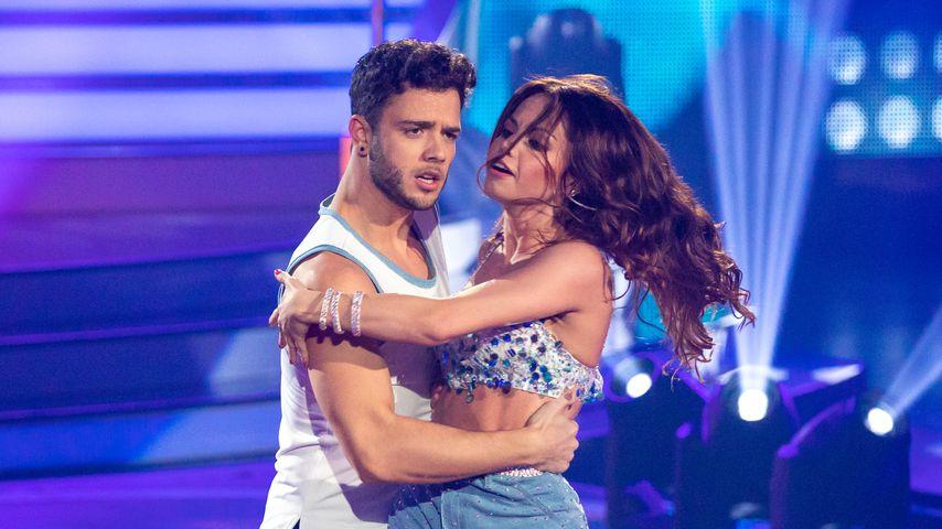 """Wegen """"Let's Dance""""-Christina: Lucas Freundin eifersüchtig?"""