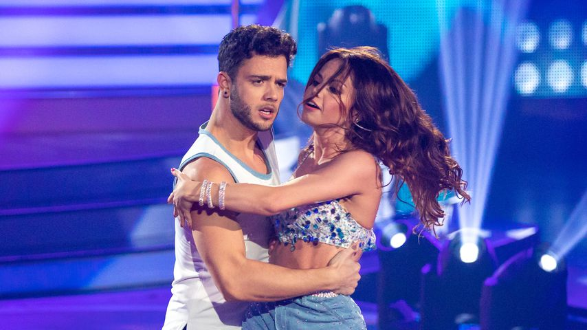 "Luca Hänni und Christina Luft bei ""Let's Dance"", Februar 2020"