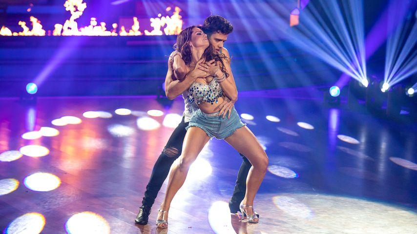 """Christina und Luca Hänni rocken heiße """"Let's Dance""""-Rumba"""