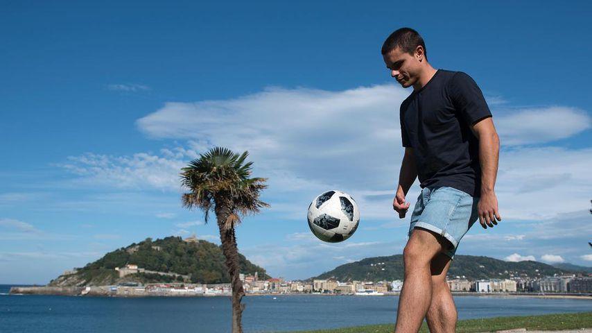 Spanischer Fußball-Star (23) nach Hirnschlag im Krankenhaus
