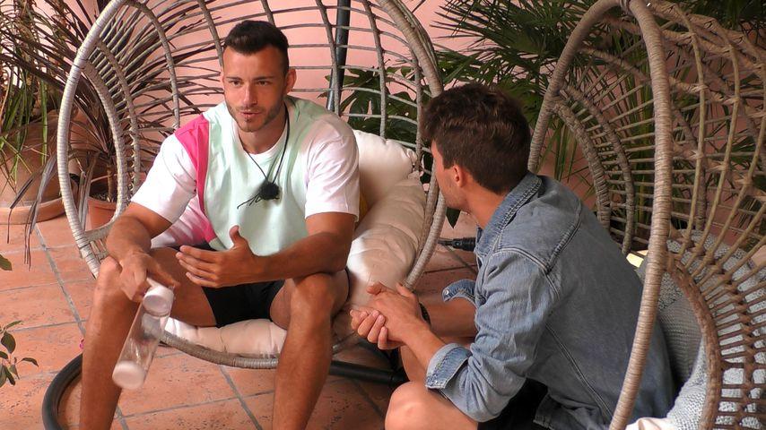 """Luca und Marc bei """"Love Island"""""""