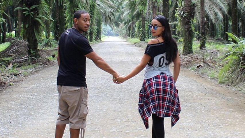 Juchu! Ludacris ist jetzt ein verheirateter Mann
