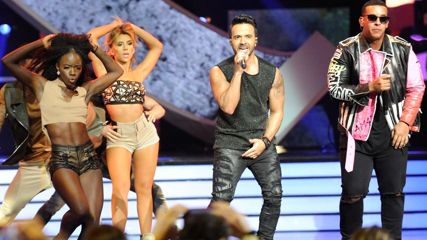 Luis Fonsi und Daddy Yankee bei den Billboard Latin Music Awards