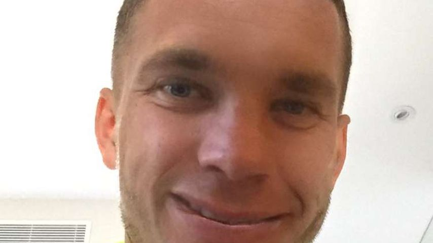 Lukas Podolski Face Swap mit Manuel Neuer