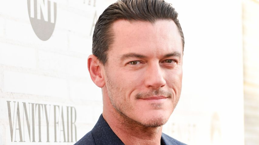 Luke Evans im Center for the Performing Arts in Beverly Hills