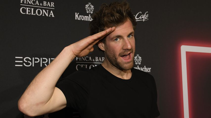 Luke Mockridge bei der 1Live Krone 2019