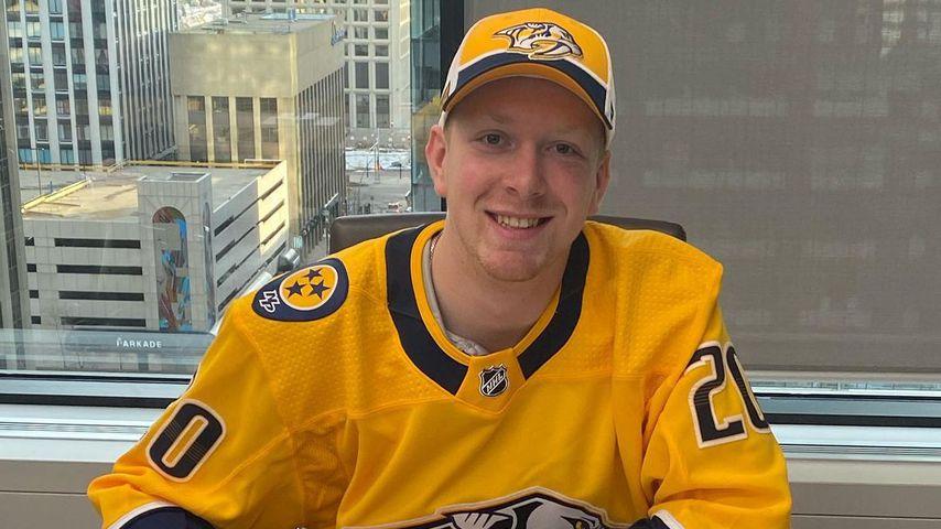 Luke Prokop (19): Erster NHL-Star outet sich als schwul!