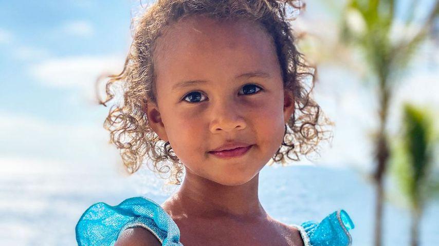 Luna Simone, Chrissy Teigens Tochter