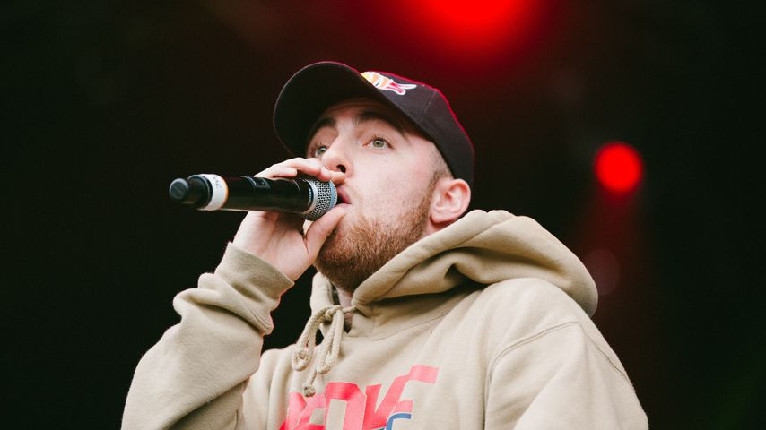 Mac Miller beim Meadows Music and Arts Festival in New York
