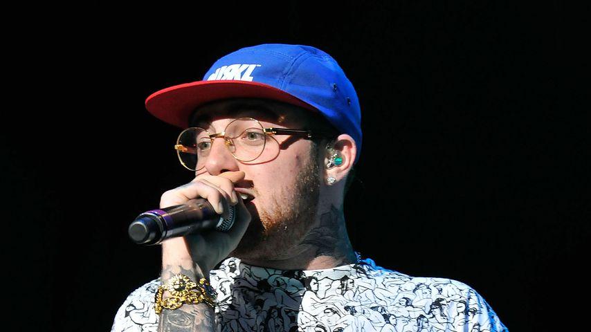 Mac Miller, US-Rapper
