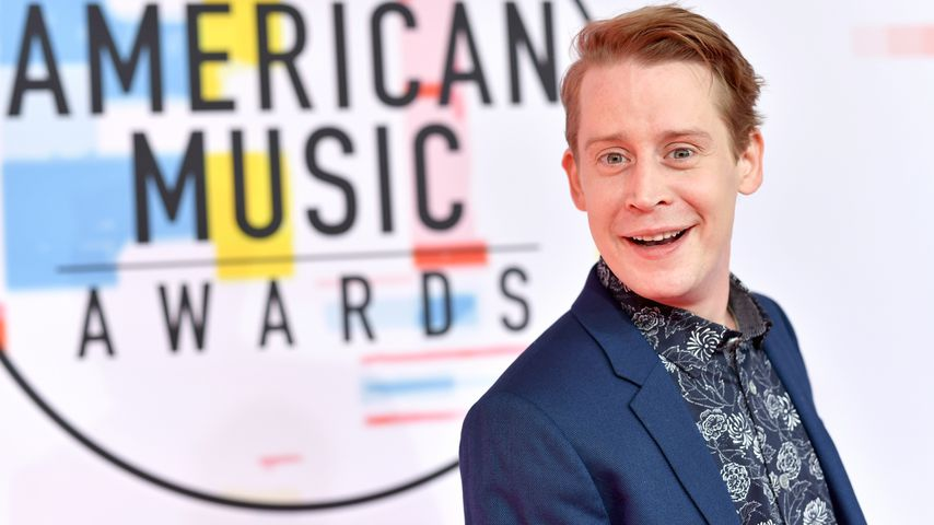 Schauspieler Macaulay Culkin bei den American Music Awards
