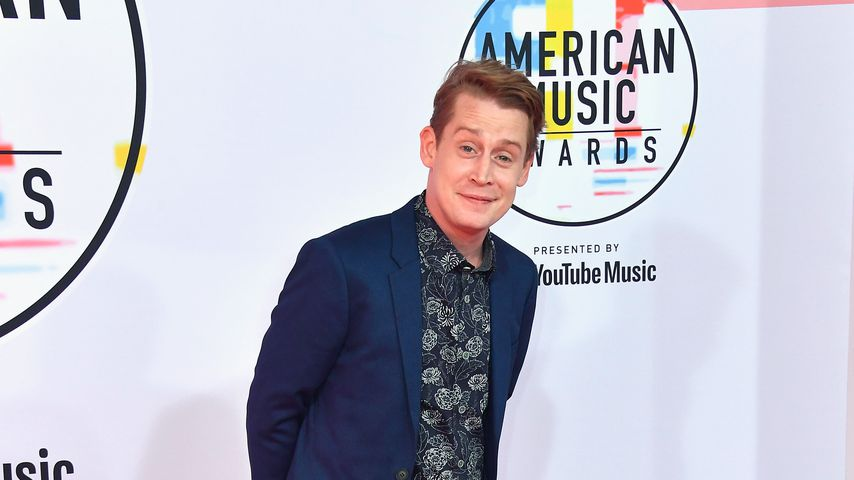 Macaulay Culkin bei den American Music Awards 2018