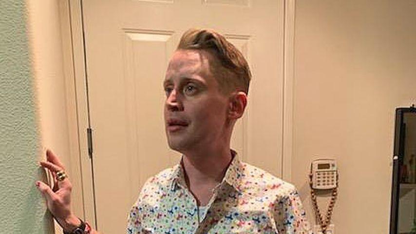 Macaulay Culkin im August 2019