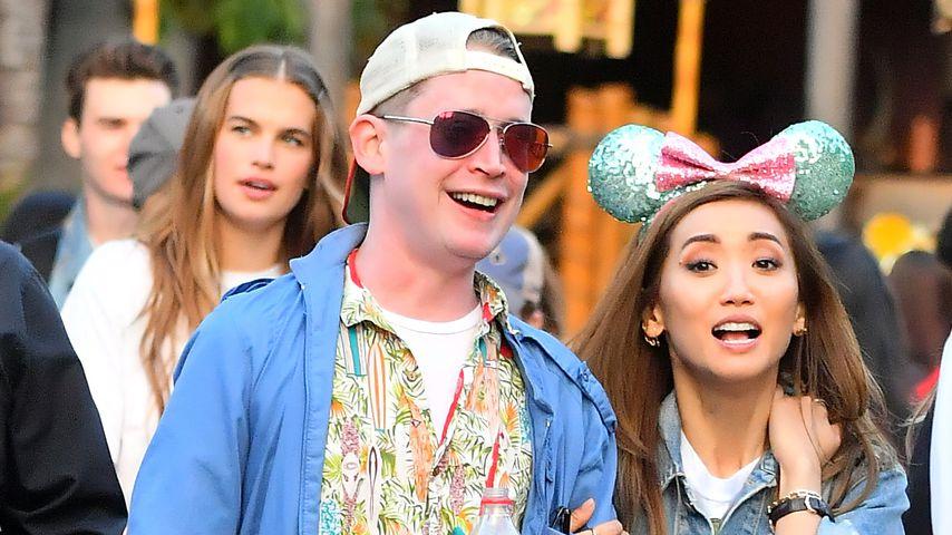 Baby-Überraschung: Macaulay Culkin ist Vater geworden