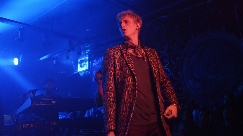 Machine Gun Kelly im September 2017