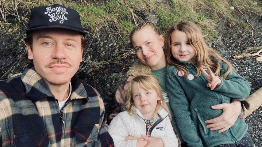 Macklemore und seine Familie