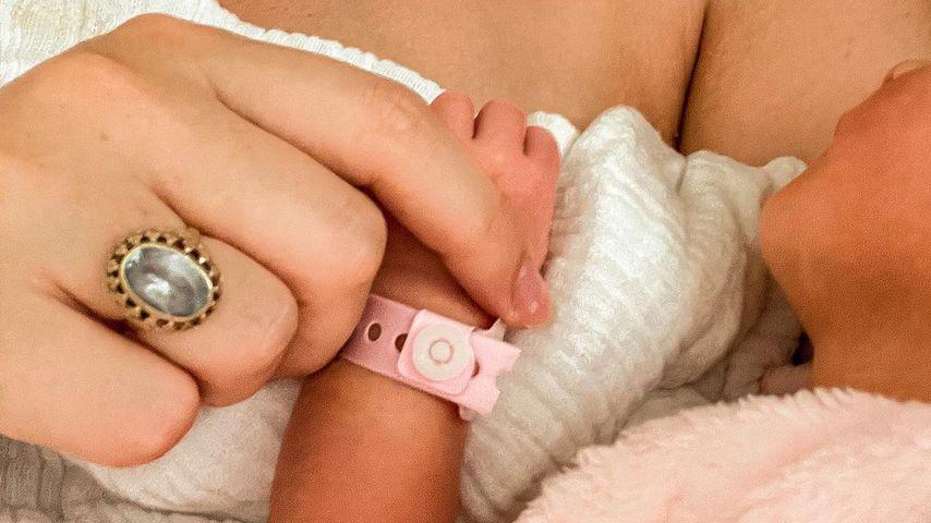 Maddi Henderson und ihre Tochter