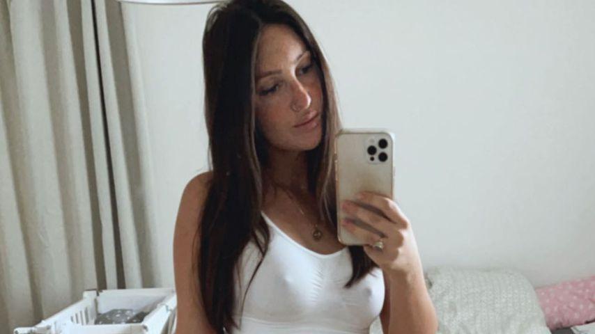 Zwei Wochen nach Geburt: Maddi Henderson zeigt ihren Körper