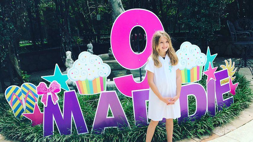 Maddie Briann Aldridge, Nichte von Britney Spears