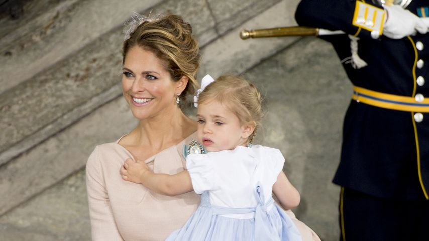 """Prinzessin Madeleine: So nennt """"Madde"""" ihr Töchterchen"""